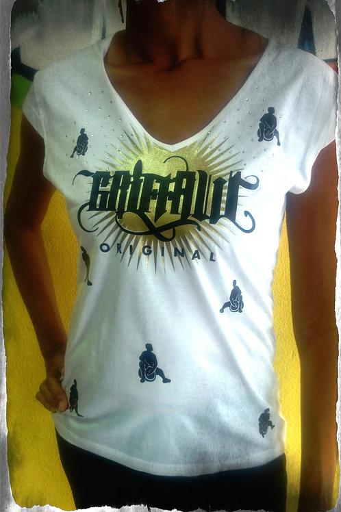 Tee shirt ORIGINALE ka femme