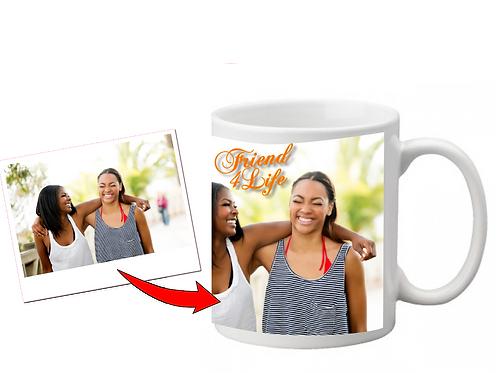 Mug PERSONNALISE avec photos + texte !