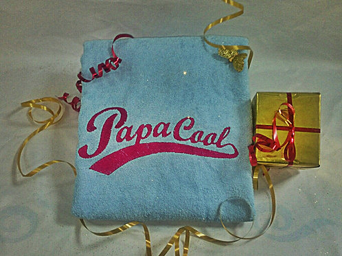 "Serviette ""Papa Cool"""