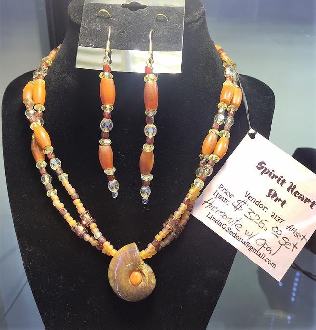 Spirit Heart Art: Sacred Stone Talisman