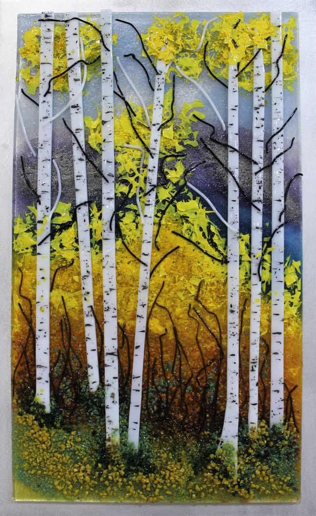 Nadine Booth: Glass Artist