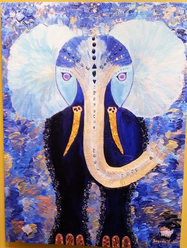Brenda Zyburt's Elephants