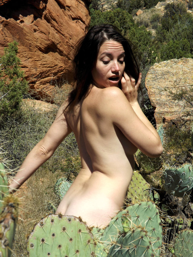 Naked on the Rocks