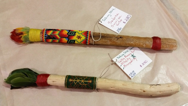 David Cabillot's Talking Sticks