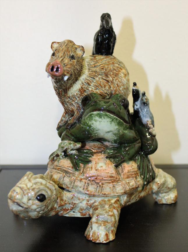 Barbara Brown: Sculptor