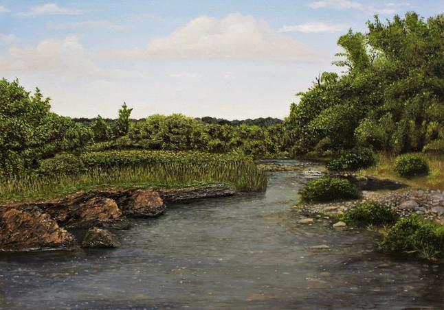 Earl Chun: Landscape Painter