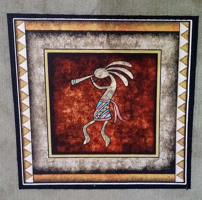 Kokopelli: I Hear Your Gentle Music Play