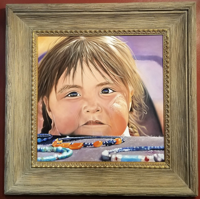 Naomi Brown: Southwestern Artist