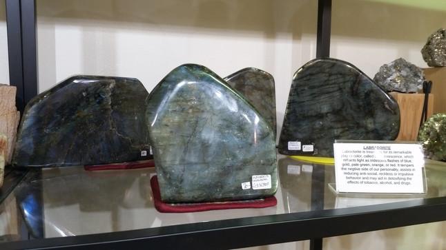Labradorite: Stone of Transformation