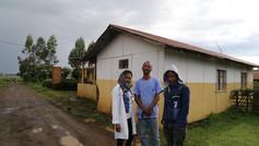 I dipendenti della clinica
