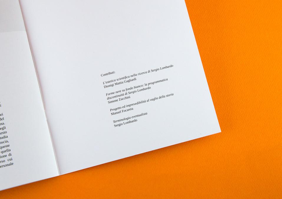Sergio Lombardo - Recent works on paper