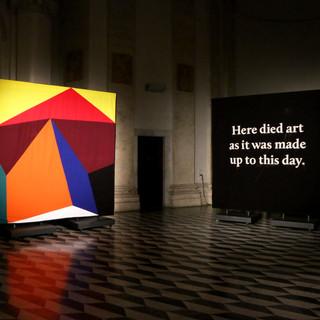 Don't You Forget About Me, Numero Cromatico, curato da Daniela Cotimbo in collaborazione c