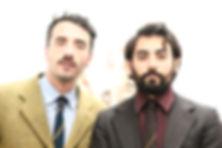 Da sinistra Dionigi Mattia Gagliardi, Ma
