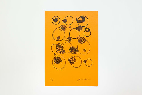 Nodes Limited Edition Print by Marco Marini
