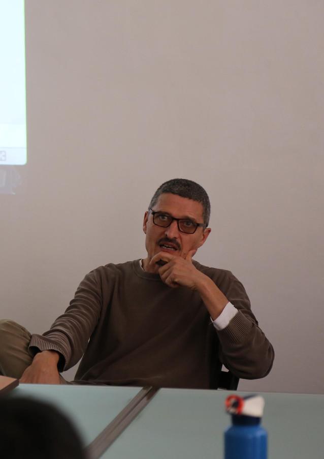 Cesare Pietroiusti Masterclass