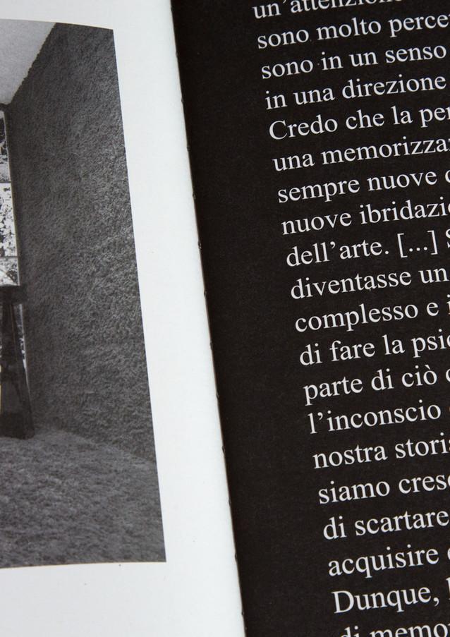 Fabio Mauri, Archivio di Memoria - a cur