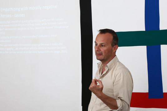 Massimo Salgaro - Masterclass