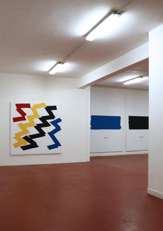 Dionigi Mattia Gagliardi. Recent Works Numero Cromatico