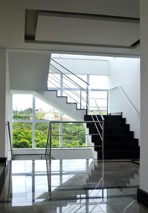 Residência Alphaville - Vista da Escada