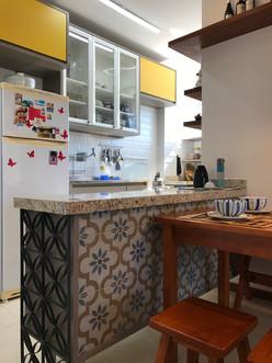 Apartemeno LL - Cozinha