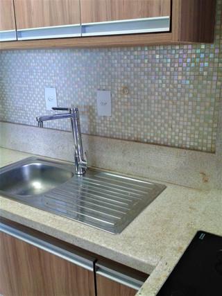 Apartamento C&C - Detalhe Cozinha