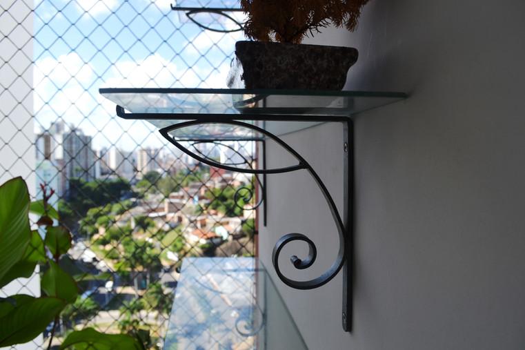 Apartemeno LL - Detalhe Prateleira