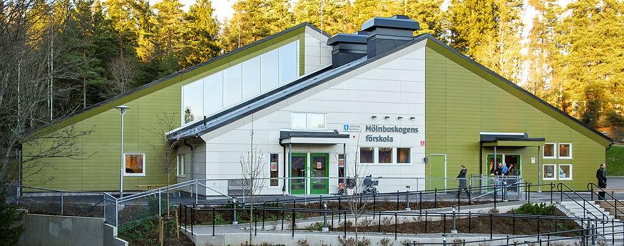 Mölnboskogens förskola, Södertälje