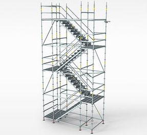 Andamio Multidireccional |torres de acceso | Arreconsa | El salvador