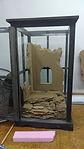 Bau einer Laternenkrippe