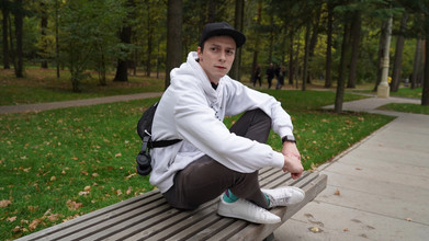 Роман Лившин - актер