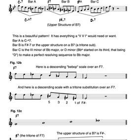 Two Minor / Tritone Exercise Ex 12 p47
