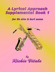 Eb Alto & Bari Sax Front Cover Sup Book