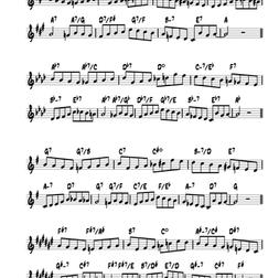 Rhythm Changes p2