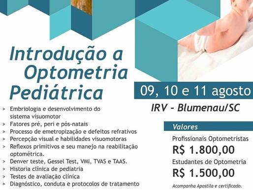 Introdução a Optometria Pediátrica