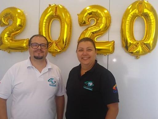 No último sábado 15, a equipe da CrOO-SC reuniu-se na sede da Entidade em Canoinhas-SC.