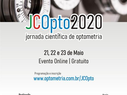 JCOpto2020 - Jornada Científica de Optometria