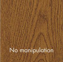 No manipulation