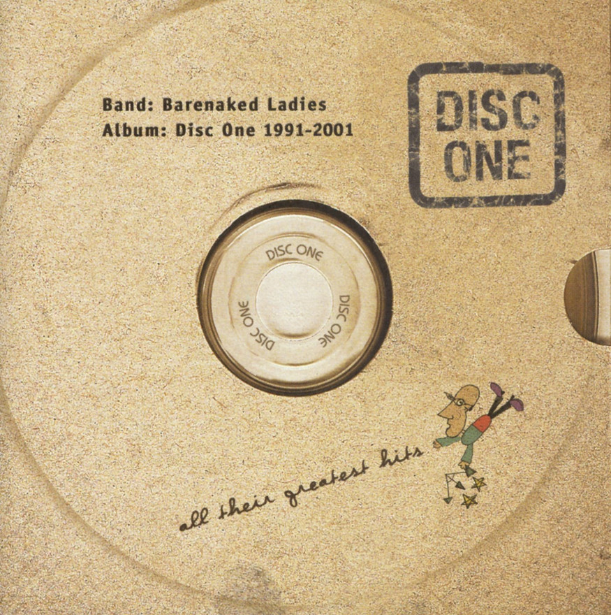 Disc One: All Their Greatest Hits (2001)