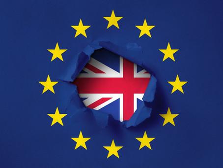 Brexit per marchi e design UE