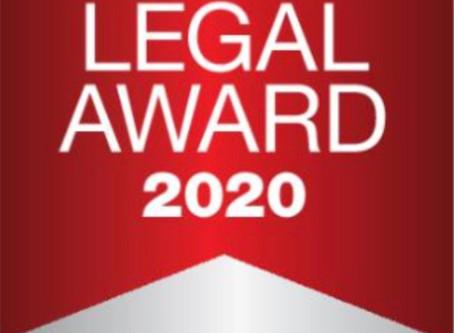 Cervato Law & Business selezionato tra i migliori Studi ed Avvocati Corporate 2020 settore IP&IT