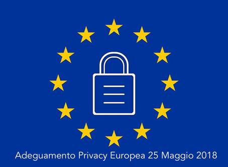Adeguamento Privacy Europea 2018: delega al Garante