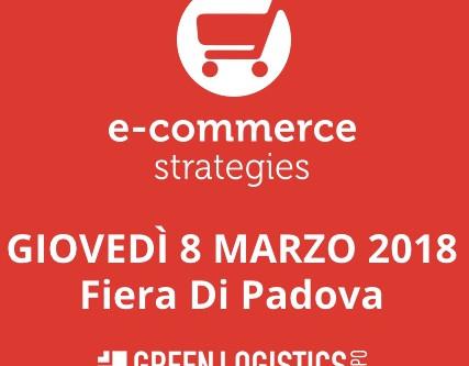Incontriamoci ad E-Commerce Strategies 2018!