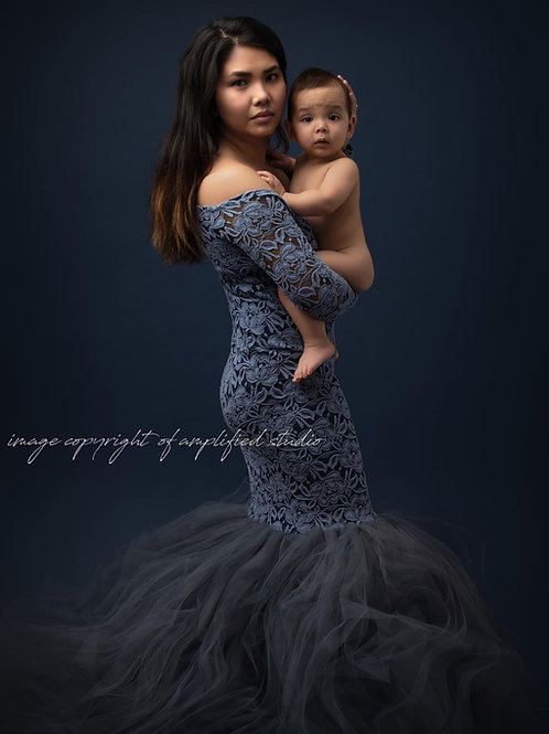 Fine Art Mother and Child(ren) Session