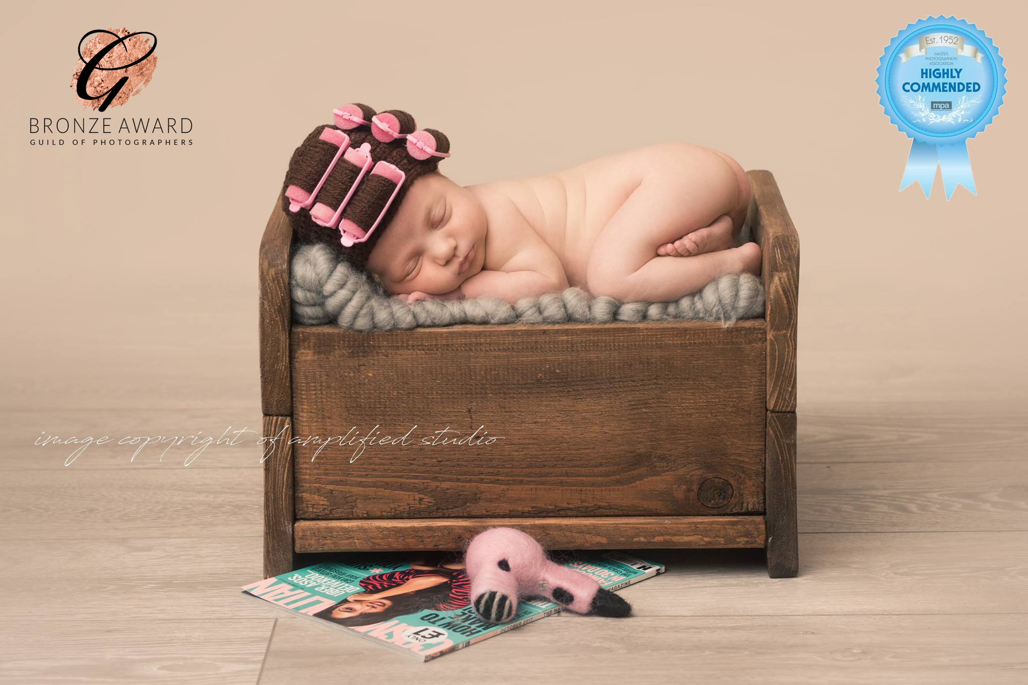 award winning newborn portraiture