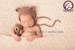 newborn portraiture