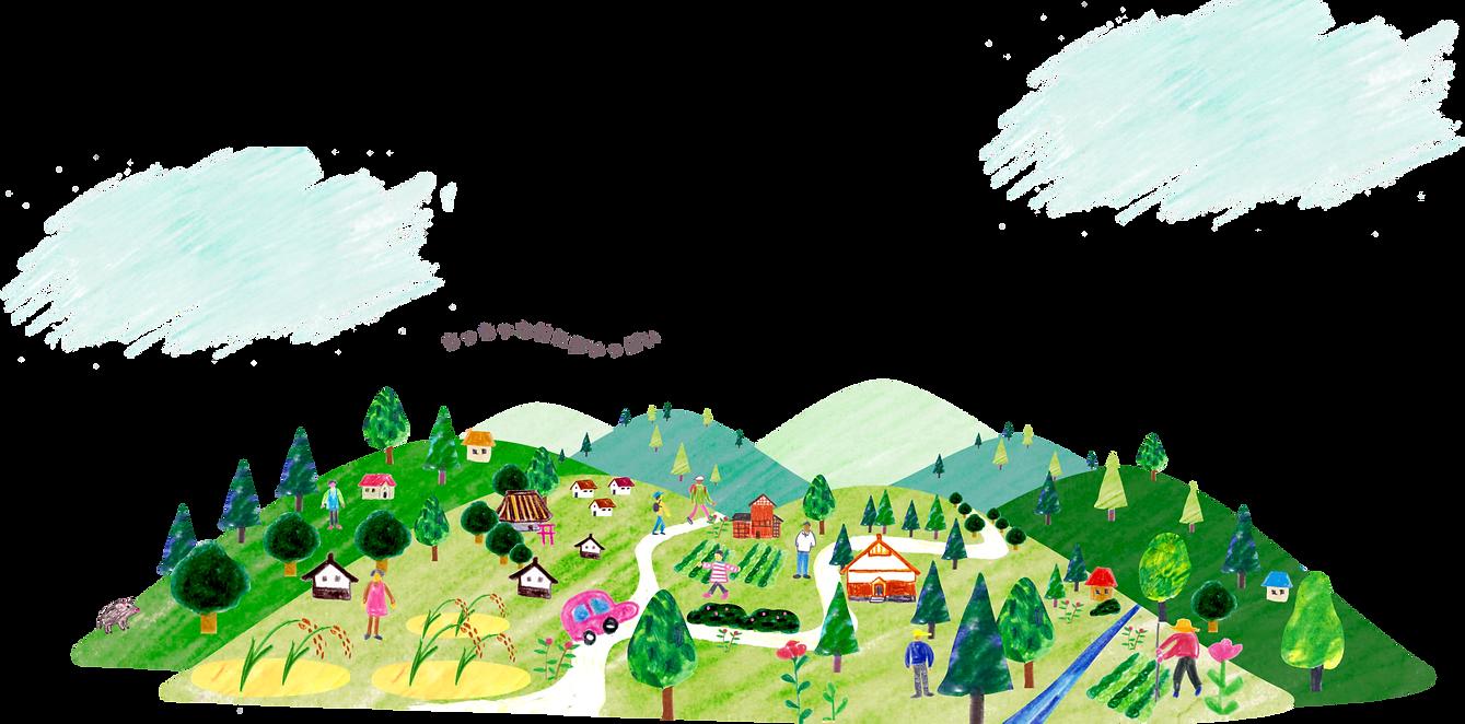 自然王国ほその村 メインイメージ