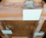 ツバメの巣のセーフティボード