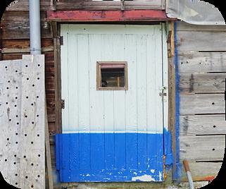 DIYのドア