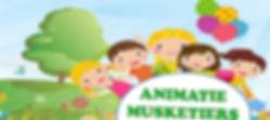 Logo AnimatieMusketiers