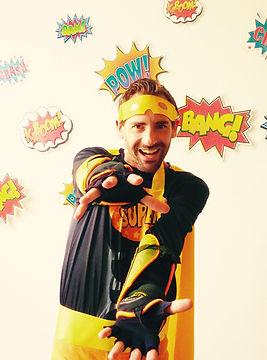 Superheld Zep